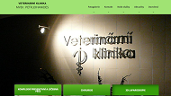 WEBOVÁ STRÁNKA MVDr. Petr Johanides Veterinární klinika