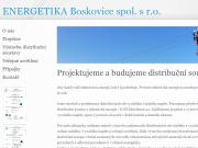 WEBOVÁ STRÁNKA Energetika Boskovice spol. s r.o.