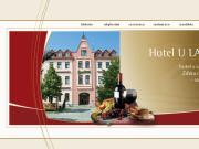 WEBOVÁ STRÁNKA Hotel U labut�