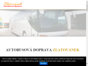 WEBOVÁ STRÁNKA Zlatovánek spol.s r.o.