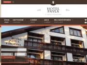SITO WEB Hotel Pavla