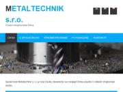 SITO WEB Metaltechnik s.r.o.