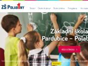 WEBOVÁ STRÁNKA Základní škola Pardubice-Polabiny, Družstevní 305