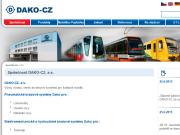 SITO WEB DAKO-CZ, a.s. Brzdove systemy Tremosnice
