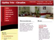 WEBOVÁ STRÁNKA Optika Trio Anna Vodvárková