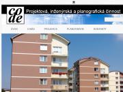 WEBOVÁ STRÁNKA CODE spol. s r. o.