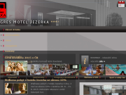 WEBOVÁ STRÁNKA Hotel JEZERKA s.r.o. Kongresy a školení Seč
