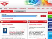 WEBSITE Dopravni podnik mesta Pardubic a.s. DPMP a.s.
