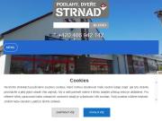 WEBOVÁ STRÁNKA STRNAD podlahy, dveře s.r.o. Koberce Strnad