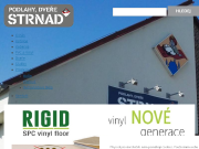 SITO WEB STRNAD podlahy, dvere s.r.o. Koberce Strnad