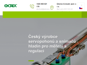 WEBOVÁ STRÁNKA Ekorex - Consult, spol. s r.o.