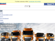 WEBSITE NAPA TRUCKS spol. s r.o.