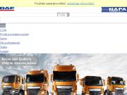 WEBOVÁ STRÁNKA NAPA TRUCKS spol. s r.o.