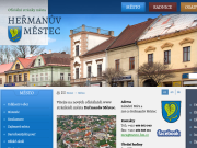 WEBOVÁ STRÁNKA M�stsk� ��ad He�man�v M�stec