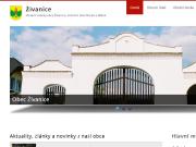 SITO WEB Obecni urad Zivanice