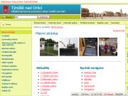 SITO WEB Mestsky urad Tyniste nad Orlici