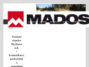 WEBOVÁ STRÁNKA MADOS MT s.r.o.