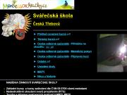 WEBOVÁ STRÁNKA Dopravní vzdělávácí institut, a.s. Svářečská škola Česká Třebová