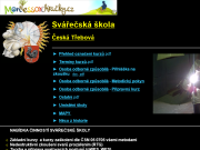 WEBSITE Dopravni vzdelavaci institut, a.s. Svarecska skola Ceska Trebova