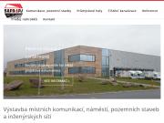 WEBOVÁ STRÁNKA SAPA - LPJ, spol.s.r.o.