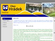 SITO WEB Obec Hradek