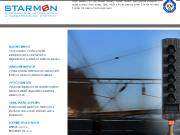 WEBOVÁ STRÁNKA STARMON s.r.o.