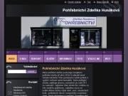 WEBOVÁ STRÁNKA Poh�ebnictv� Hus�kov� Zde�ka Hus�kov�