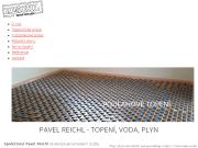 WEBOVÁ STRÁNKA Pavel Reichl
