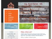 WEBOVÁ STRÁNKA Ing. Karel Žáček KZS