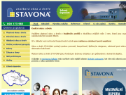 WEBOVÁ STRÁNKA Stavona, spol. s r.o. obchodní zastoupení Boskovice