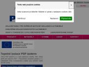 WEBOVÁ STRÁNKA PSP izoterm s.r.o. Polyuretanové sendvičové panely