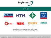 WEBOVÁ STRÁNKA Logistar s.r.o. Ložiska Hradec Králové