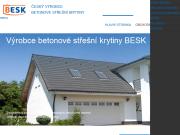 WEBOVÁ STRÁNKA BESK spol. s r.o. Střešní krytiny BESK