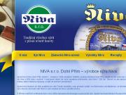 WEBOVÁ STRÁNKA Niva s.r.o.