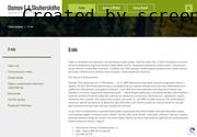 WEBOVÁ STRÁNKA Domov pro seniory Jitřenka Sociální služby Města Opočna