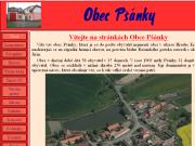 SITO WEB Obec Psanky