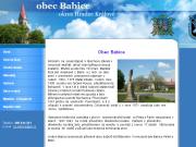WEBOVÁ STRÁNKA OBEC BABICE