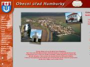SITO WEB Obecni urad Humburky