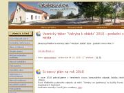 WEBOVÁ STRÁNKA Obecní úřad Obědovice