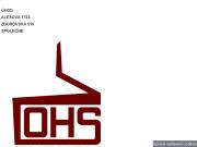 WEBOVÁ STRÁNKA Obchodní akademie, Hotelová škola a Střední odborná škola, Turnov, Zborovská 519, příspěvková organizace