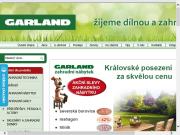 WEBOVÁ STRÁNKA GARLAND distributor, s.r.o.