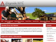 SITO WEB Zbynek Nyc