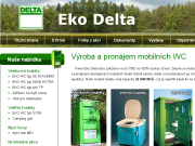 WEBOVÁ STRÁNKA Eko Delta, s.r.o.