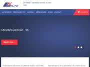 WEBOVÁ STRÁNKA LK AUTOSERVIS spol. s r.o. Autoservis Náchod