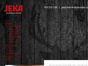 Strona (witryna) internetowa Josef Kyselo
