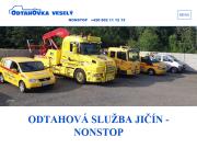 SITO WEB Miroslav Vesely Odtahovka Vesely