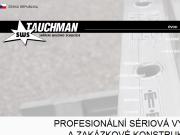 WEBOVÁ STRÁNKA Tauchman SWS s.r.o.