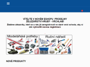 WEBOVÁ STRÁNKA Hrubý Martin