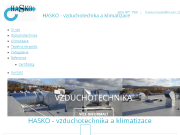 WEBOVÁ STRÁNKA Pavel Kozák HASKO