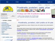 SITO WEB Ing. Stanislav Jakoubek JK - Plet